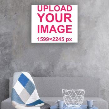 Custom Hanging Picture Decoration Picture,Canvas Print  (Horizontal 50×60cm)