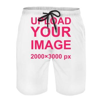 Custom Men's Beach Pants