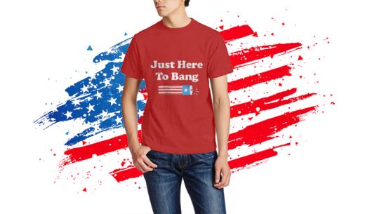 Men's 4th Of July Shirts