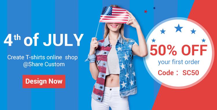 July 4th Shirts   Patriotic T Shirts   4th Of July Funny Shirts   ShareCustom
