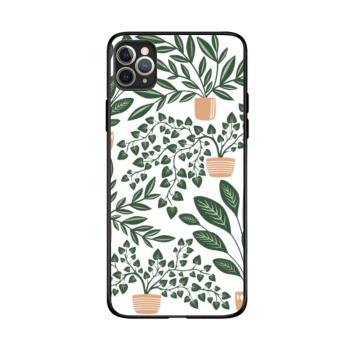 Plant tea Custom Phone Case For Iphone