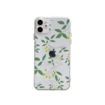 Woodcut Tea Custom Phone Case For Iphone