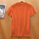 Patriots Custom Women's T-shirt Orange