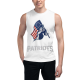 Patriots Custom Men's Sleeveless T-shirt