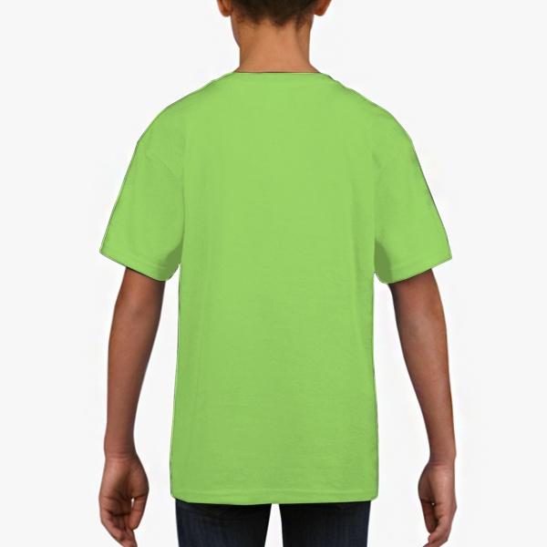 USA Shaka Gildan Children's Round Neck T-shirt