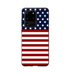 independence Day Custom Phone Case For Samsung Galaxy S20 Ultra