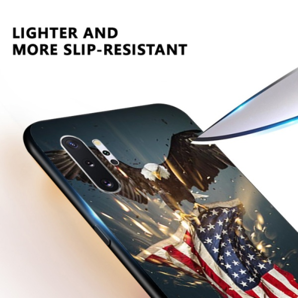 independence Day Custom Phone Case for Samsung Galaxy Note10+
