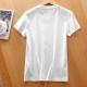 Flag Soaring Eagle Custom Women's T-shirt White
