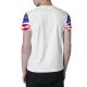 Flag Soaring Eagle Custom All Surface  Men's T-shirt