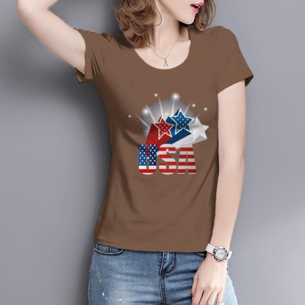 The Stars Custom Women's T-shirt