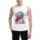The stars Custom Men's Sleeveless T-shirt