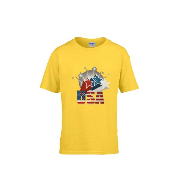 The Stars Gildan Children's Round Neck T-shirt