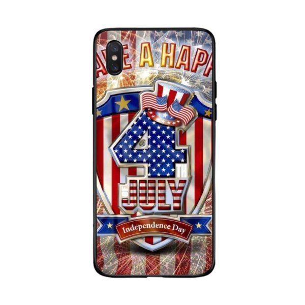 National Day Holiday Custom Phone Case For Iphone