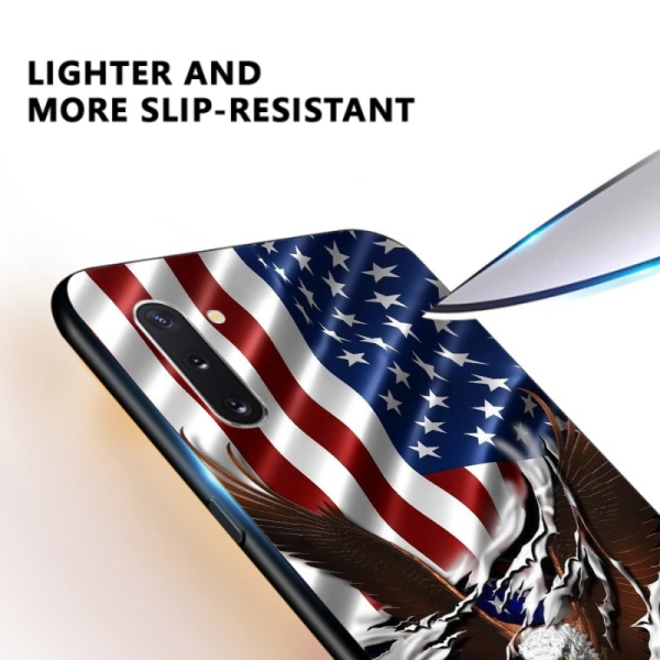 Flag Eagle Tear Custom Phone Case for Samsung