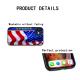 Garden Flag Custom Phone Case for iPhone