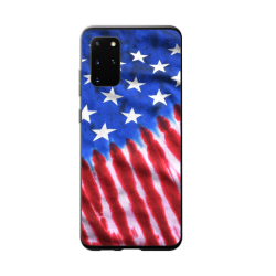 Stars And Stripes Custom Phone Case For Samsung Galaxy S20+
