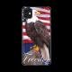 Freedom Bald Eagle Custom Phone Case for iPhone
